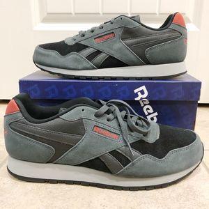 Reebok Harman Running Shoes Gray Red 11.5